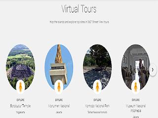 Tur Virtual Menjelajahi Keajaiban Seni dan Budaya Indonesia Dengan Google Arts & Culture