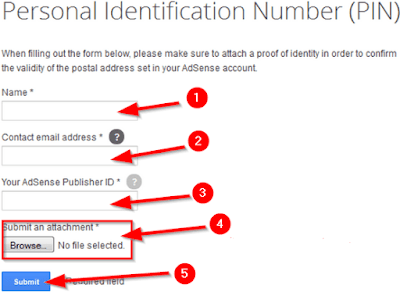موضوع شامل حول عدم وصول البن كود Pin Code إلى منزلك وطريقة تفعيل حسابك بدون الحاجة إليه