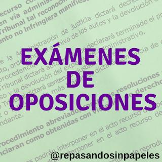 examenes-de-oposiciones