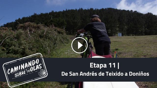 Etapa 11 De San Andrés de Teixido a Doniños Caminando sobre las Olas La 2