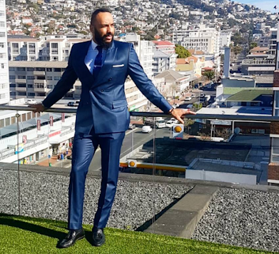 Handsome Matthew Mensah becomes first West African man to be included in GQ Best Dressed men list