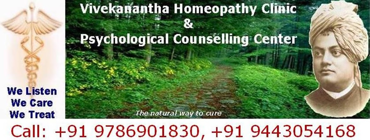 Vivekanantha Homeo Clinic & Psychological Counseling Centre, Chennai