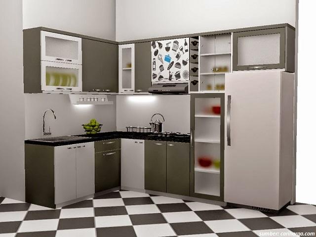 35 Gambar Desain Dapur Minimalis Ukuran 2x3 Paling Dii Cooker Hood Solusi