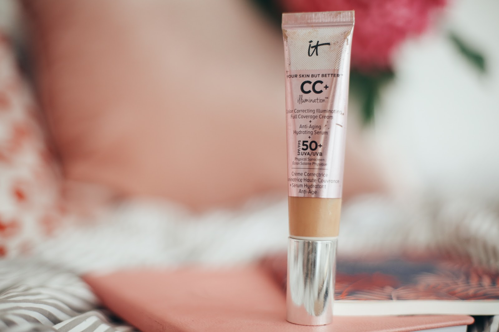 It Cosmetics CC Illumination Cream