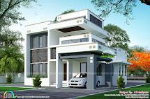 1800 Sq Ft. House Plans Kerala