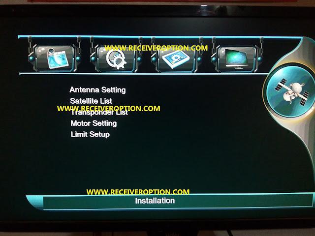 ALL MULTIMEDIA 1506G HD RECEIVERS TANDBERG KEY NEW SOFTWARE