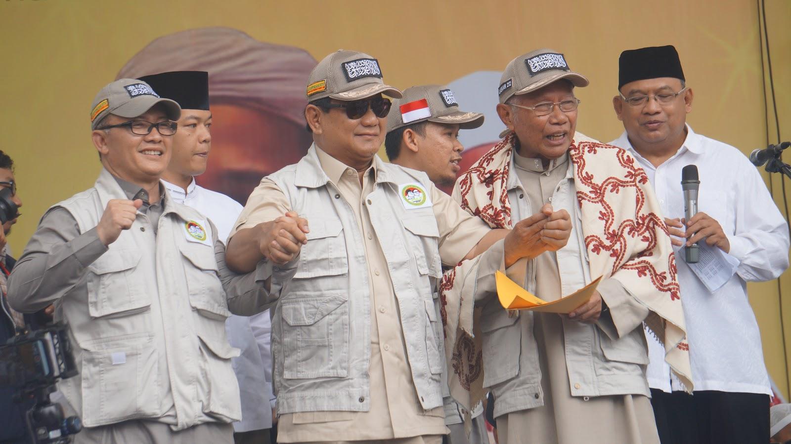 Mengagumkan, Ini Alasan Prabowo Bersahabat Dengan Habib Rizieq