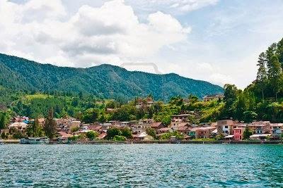 Parapat, Tepian Danau Toba Tak Jauh Dari Medan