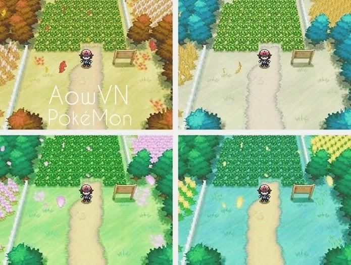 AowVN Pokemon minz%2B%25286%2529 - [ NDS ] Pokémon White & Pokémon Black 2 Việt Hóa 100% | Giả Lập Android , PC , IOS - UPDATE