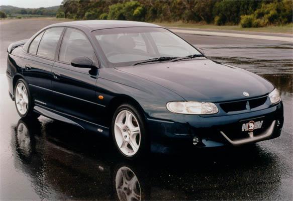 Autos Photos Voitures D Australie F P V 2002