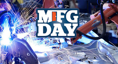 National Manufacturing Day is Almost Here