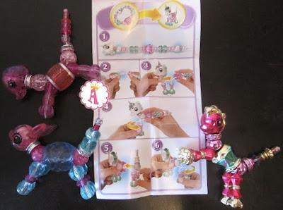 Инструкция к игрушкам Twisty Petz
