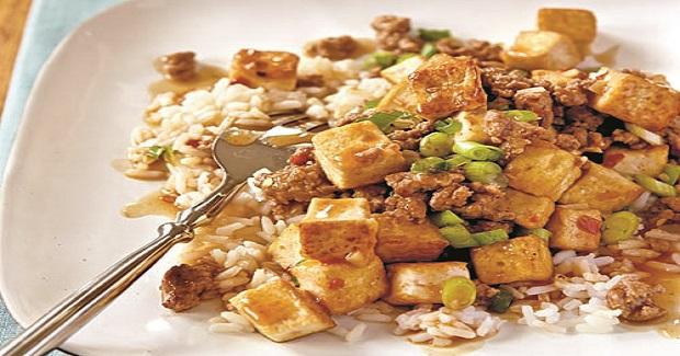 Quick Mao Pao Tofu Recipe