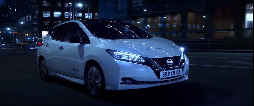 Canzone Nissan Pubblicità Leaf simply amazing, Spot Maggio 2018