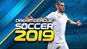 Cara Download Dream League Soccer 2019 6.05 Apk Mod Data Android