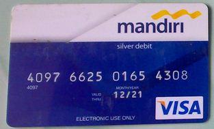 Kelebihan Menggunakan Kartu Mandiri Debit Atm Informasi Perbankan
