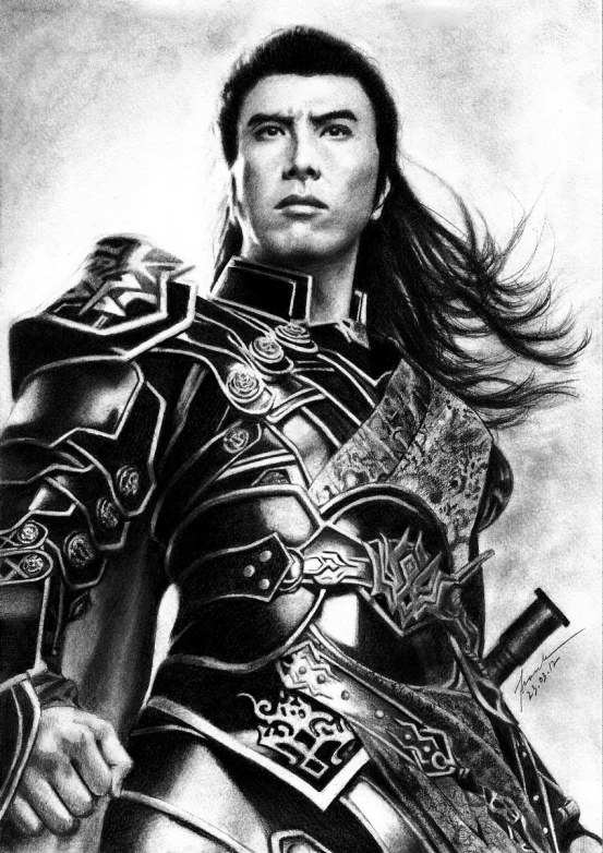 Anything Is Here: Donnie Yen HD Wallpapers And Images