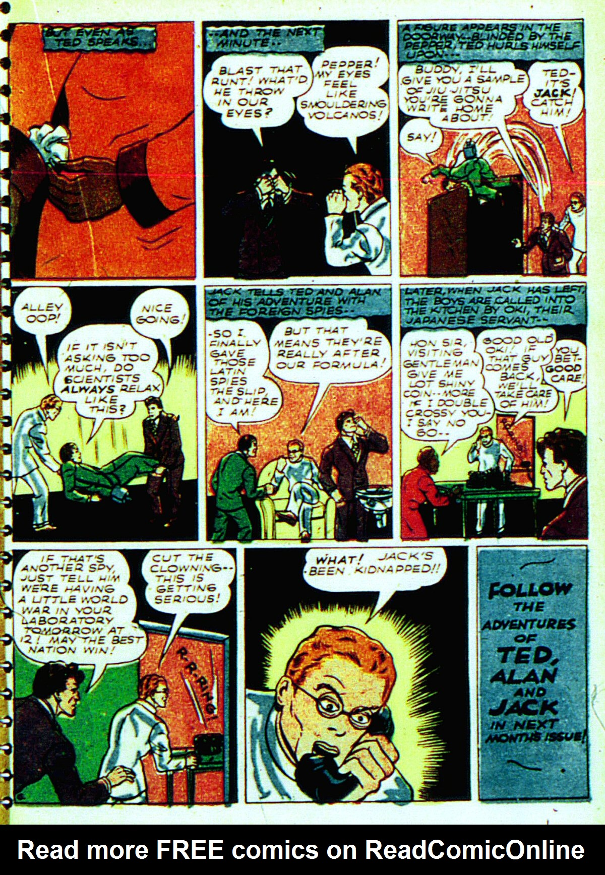 Read online All-American Comics (1939) comic -  Issue #20 - 42