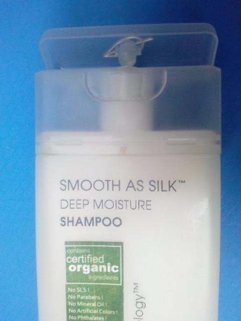 Giovanni Smooth As Silk Shampoo Review
