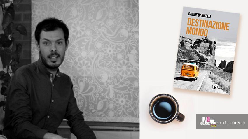 Scrittori: intervista a Davide Barigelli