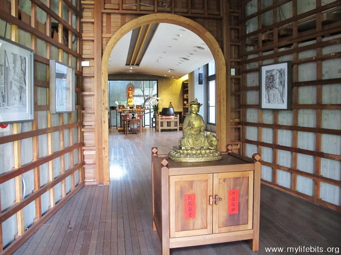 「對了,去上海吧!」Yes,Go Shanghai!「好了,到大陸工作吧!」: 外觀不像寺廟的寺廟:臺中大里 菩薩寺 ...