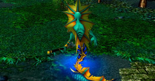 Naga Siren | Slithice DotA 1 | DotA Allstars