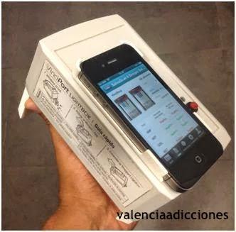 VINCIPORT TEST DE DROGAS | VALENCIA ADICCIONES