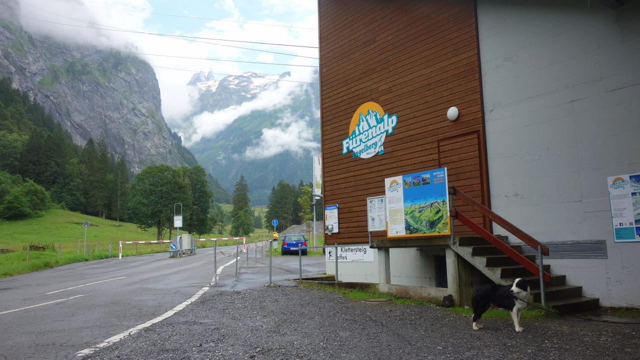 Klettersteig Fürenalp : Bilder und texte zu meinen wanderungen mit hund: fürenalp