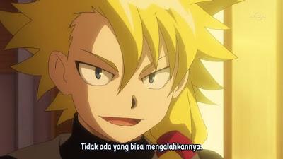 Beyblade Burst! Episode 07 Subtitle Indonesia