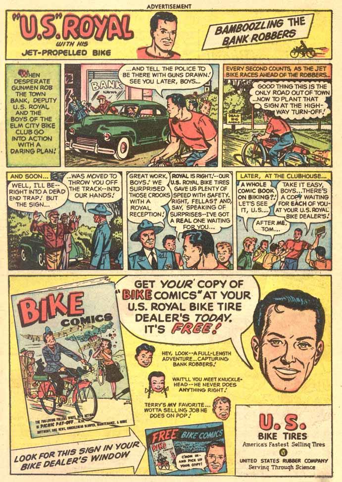 Read online Detective Comics (1937) comic -  Issue #147 - 15