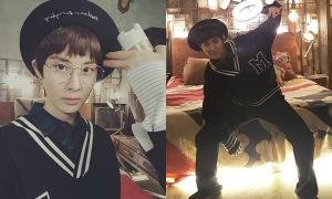 Sao Hàn 28/2: Seo Hyun giả trai đáng yêu, Kang Ha Neul khoe ảnh dậy thì thành công