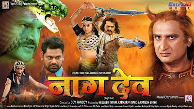 Naagdev (2018) Bhojpuri 720p HDTVRip 1.3GB