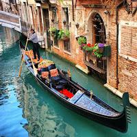 Por los canales de Venecia