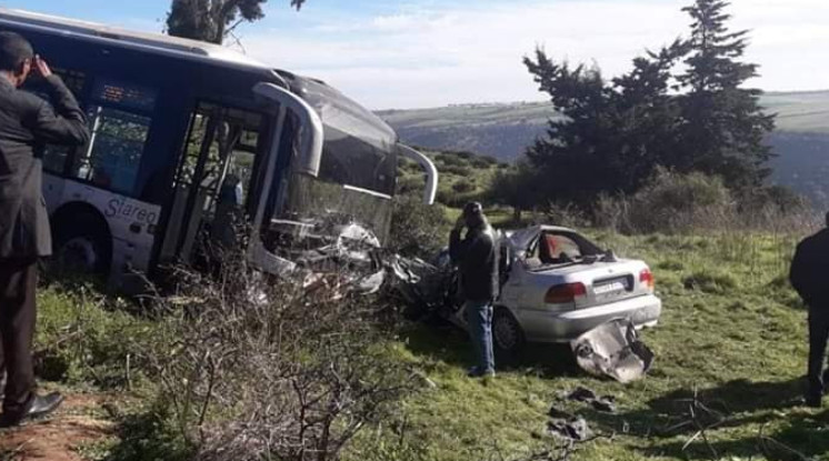 مقتل شخص في حادثة سير مروعة بالطريق الرابطة بين الرباط وعين العودة