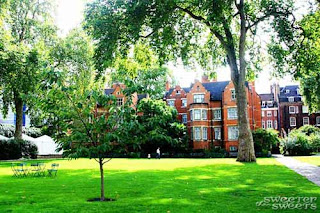 Westminster Abbey Park by SweeterThanSweets