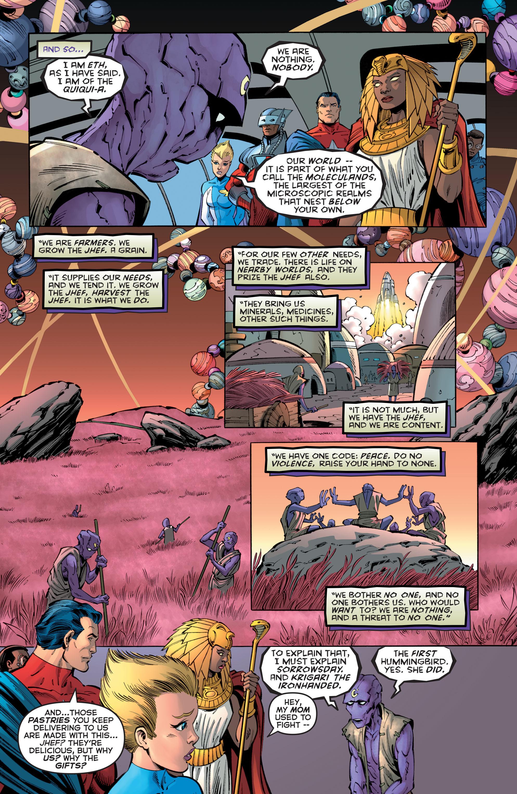 Read online Astro City comic -  Issue #17 - 6