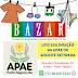 Apae Porto Seguro precisa de doações para o Bazar