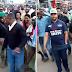 MC Oluomo shuts down Oshodi as he strolls through the streets