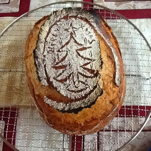 Merry Christmas Brot