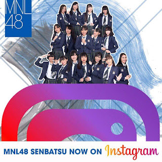 MNL48 official instagram members list