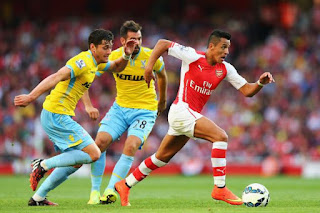 Ver Arsenal vs Crystal Palace