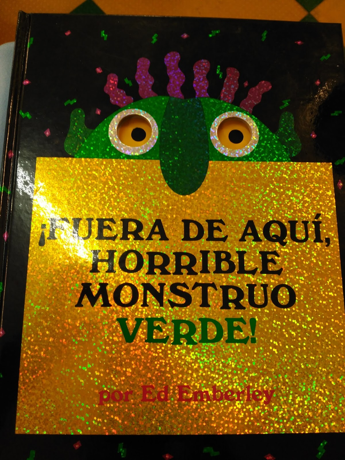 Educaci n infantil del francisco arranz 4 y 5 a os for Fuera de aqui horrible monstruo verde pdf