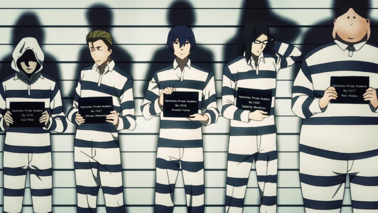 Prison School – Todos Episódios