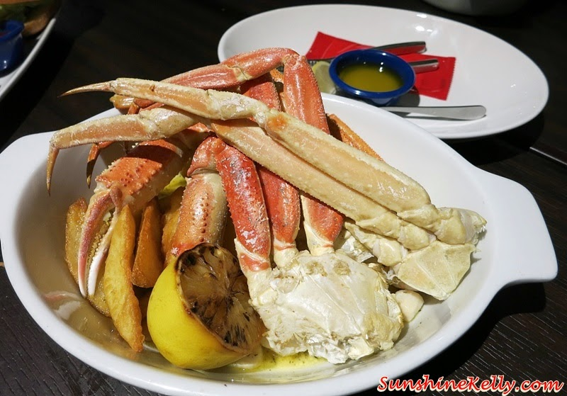Crab & Roasted Seafood Bake, Red Lobster Malaysia, Intermark Kuala Lumpur, Food Review, Seafood Restaurant, American Seafood Restaurant, Biggest Seafood Chain Restaurant, fresh seafood restaurant, maine lobsters, boston lobsters, snow crab legs, snow crabs