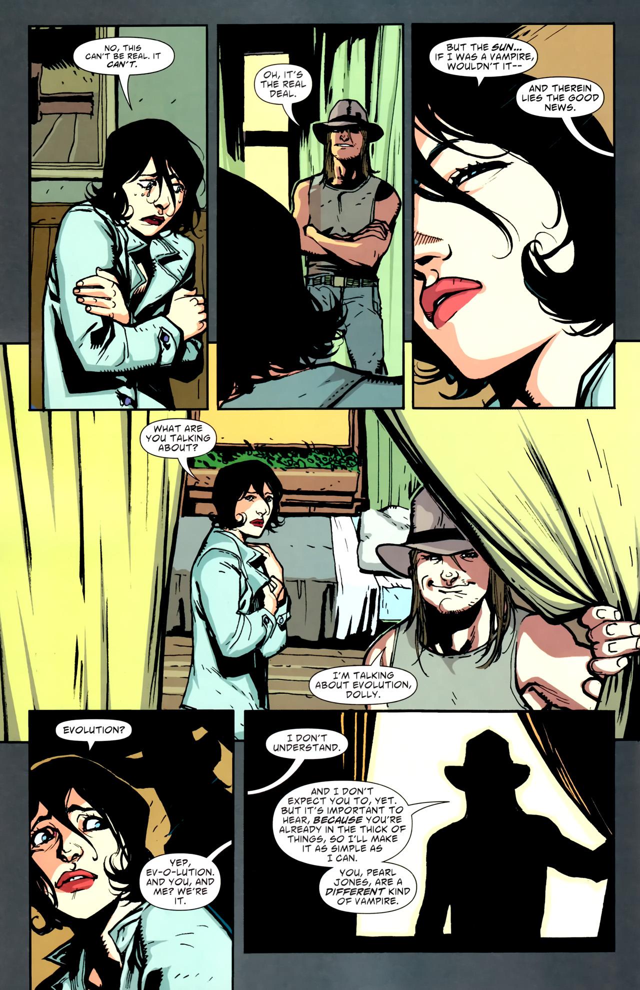 Read online American Vampire comic -  Issue #2 - 12