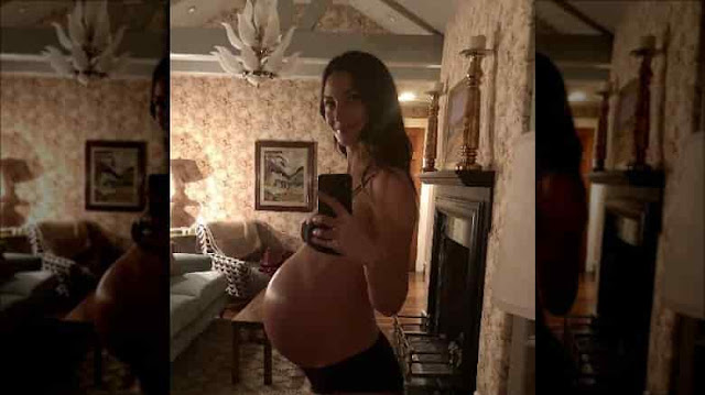 Model Lily Aldridge, Kings of Leon frontman Caleb Followill welcome second child