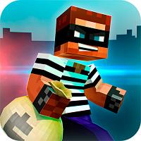 Tải Game Đua Xe ôtô Cảnh sát 3D Robber Race Escape Hack Full Tiền