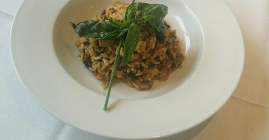 Monash University Low Fodmap Diet Low Fodmap Chicken And Herb Risotto