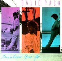 David Pack [Anywhere you go - 1985] aor melodic rock music blogspot full albums bands