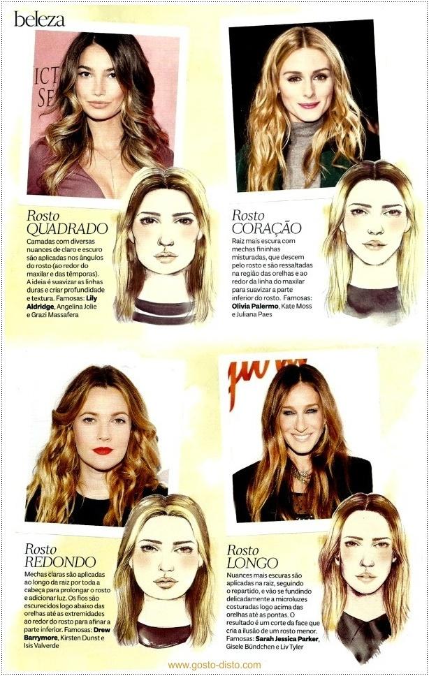 Hair Contour - nova técnica para o formato de rosto perfeito